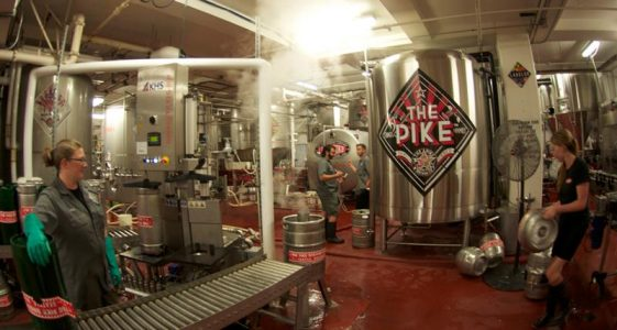 Pike Brewing Completes Their Expansion