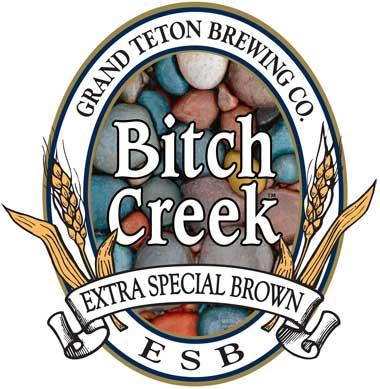 Bitch Creek Label