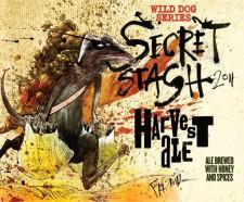 Flying Dog Wild Dog Secret Stash Harvest Ale 2011