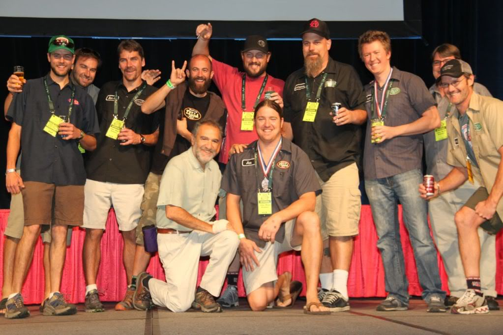 "Three 2011 GABF Medals Provide Oskar Blues With The ""Mr. T ..."