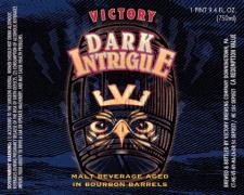 Victory Brewing Dark Intrigue