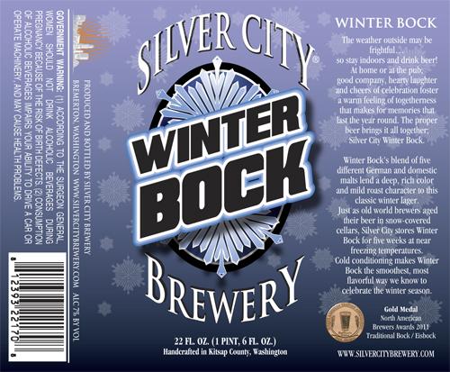 Silver City Winter Bock