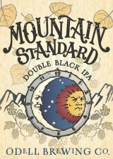 Odell Brewing - Mountain Standard Double Black IPA