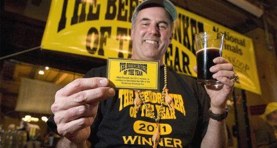 2011 Wynkoop Beerdrinker Of The Year - Phil Farrell