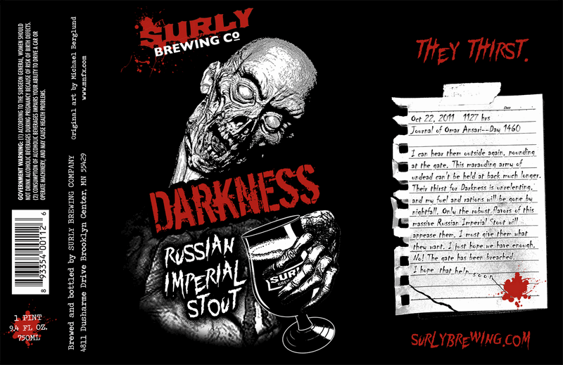 Surly Darkness 2011