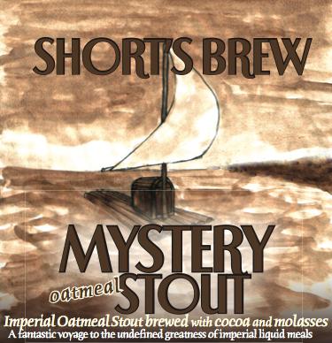 Short's Mystery Stout