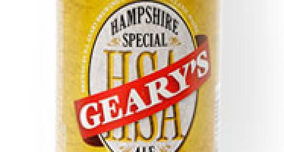 Gears Hampshire Special Ale