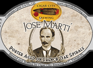 Cigar City Jose Marti Aged on French Oak