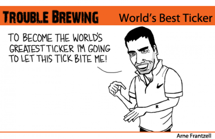 Trouble Brewing - World's Best Ticker (small)