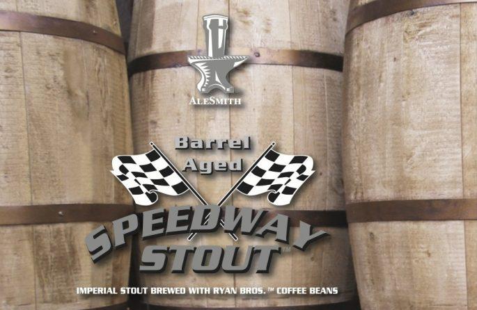 Barrel Aged Speedway Stout
