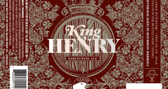 Goose Island King Henry