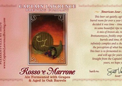 Captain Lawrence Rosso e Marrone