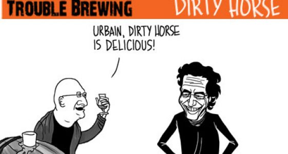 Trouble Brewing - Dirty Horse (small)