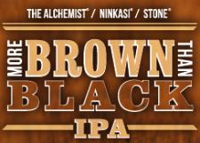More Brown than Black IPA
