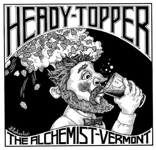 The Alchemist Heady Topper