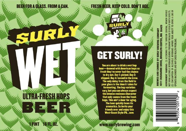 Surly Wet