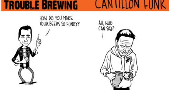 Trouble Brewing - Cantillon Funk (small)