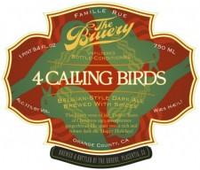 the bruery 4 calling birds