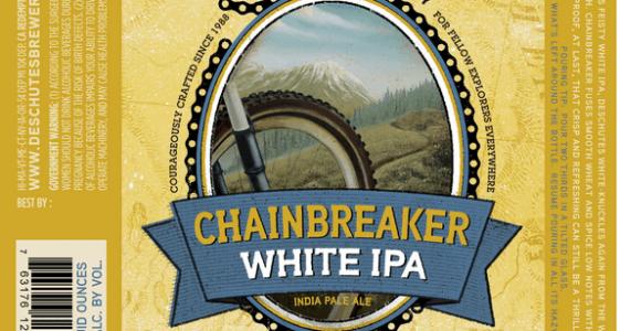 Deschutes Chain Breaker IPA