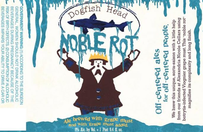 Dogfish Head Noble Rot