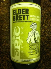 Epic Crooked Stave Elder Brett
