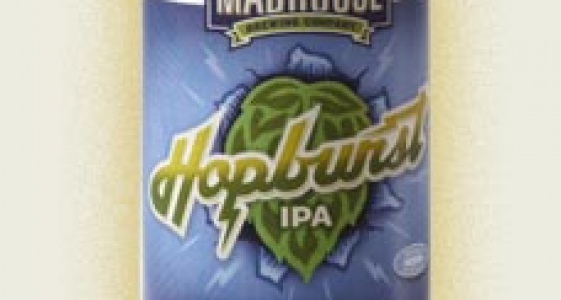 Mad House Hop Burst IPA