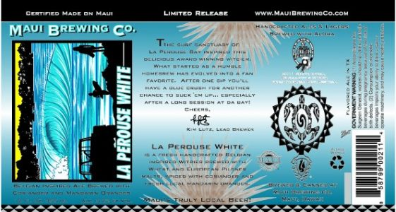 Maui La Perouse White