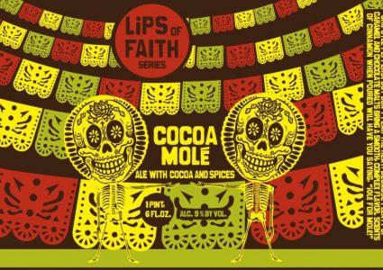 New Belgium Lips of Faith Cocoa Mole