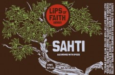 New Belgium Lips of Faith Sahti