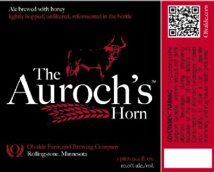 Ovaldes Auroch