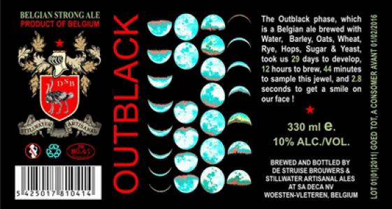 Struise Stillwater Outblack