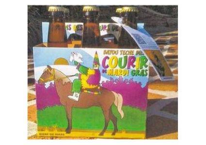 Bayou Teche Brewing - Courir de Mardi Gras Biere