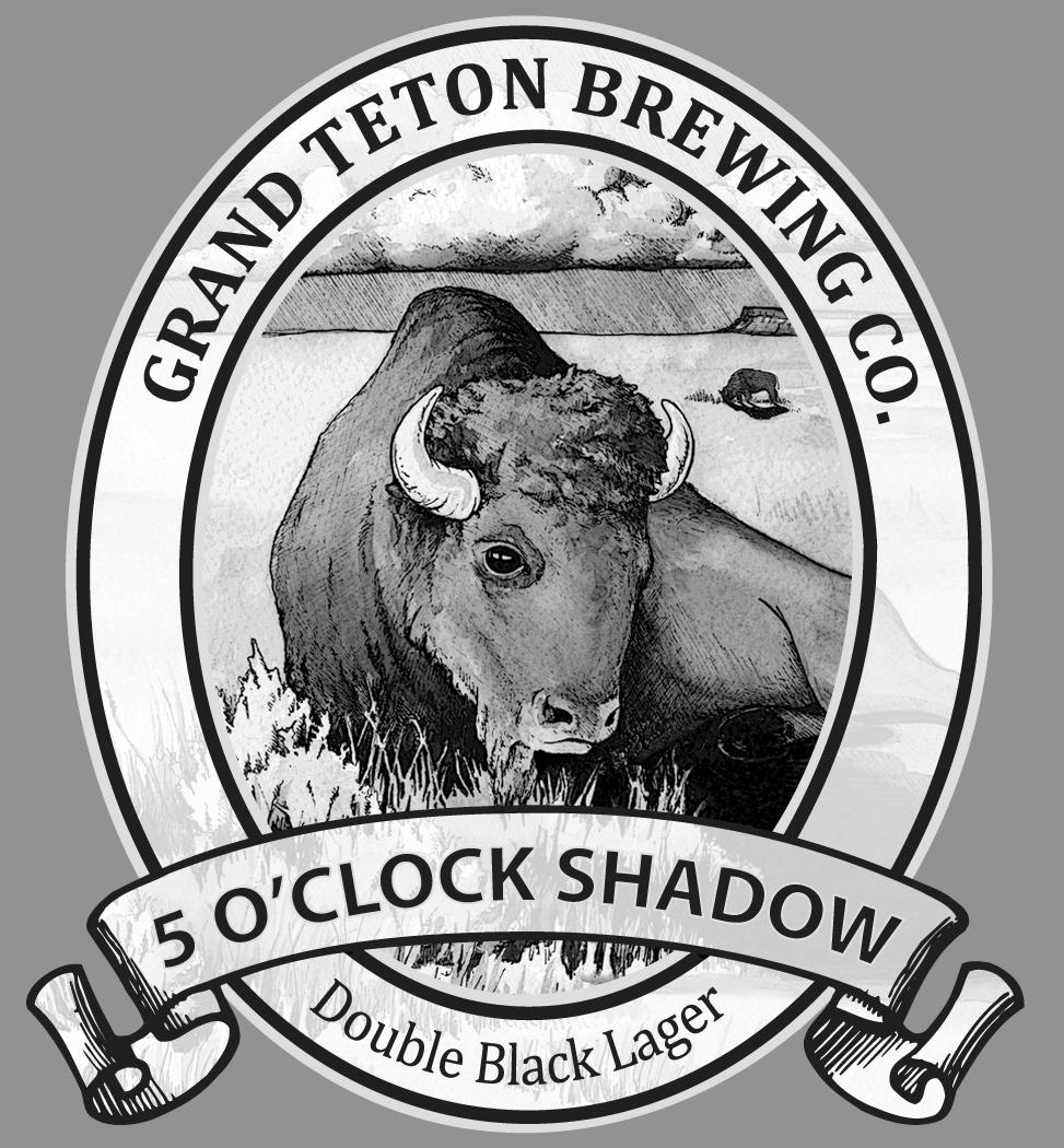 Grand Teton Five O Clock Shadow