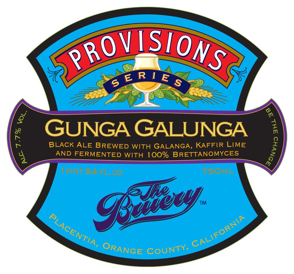 The Bruery Gunga Galunga