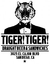Tiger!Tiger! Draught Beer & Sandwiches