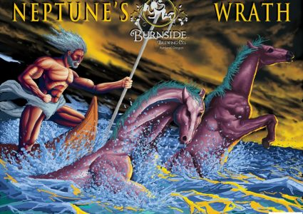 Burnside Poseidon Wrath