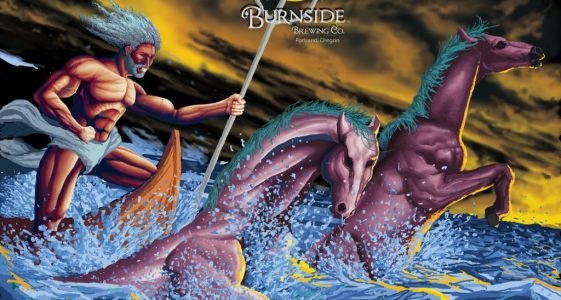 Burnside Poseidon Wrath