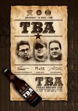 Bear Republic ⁄ Fat Head's ⁄ Stone TBA (Wanted Poster)