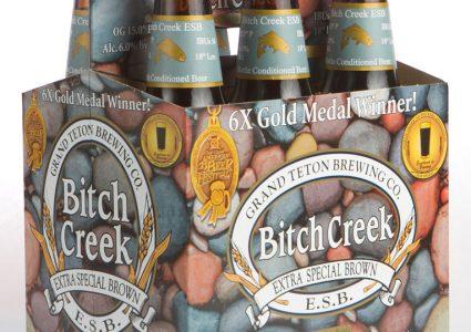 Grand Teton - Bitch Creek (6 pack)