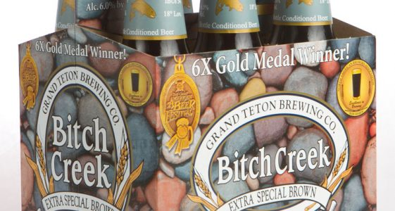 Grand Teton - Bitch Creek (6 pack)