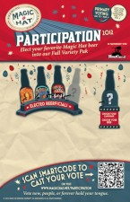 Magic Hat Participation Voting