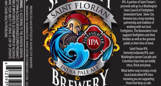 Silver City St Florian IPA