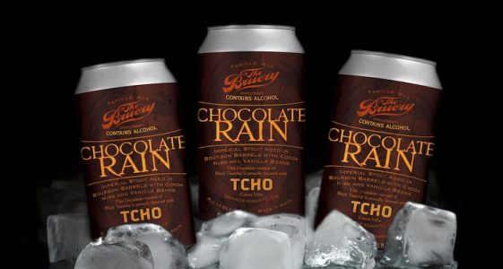 The Bruery Chocolate Rain In Cans