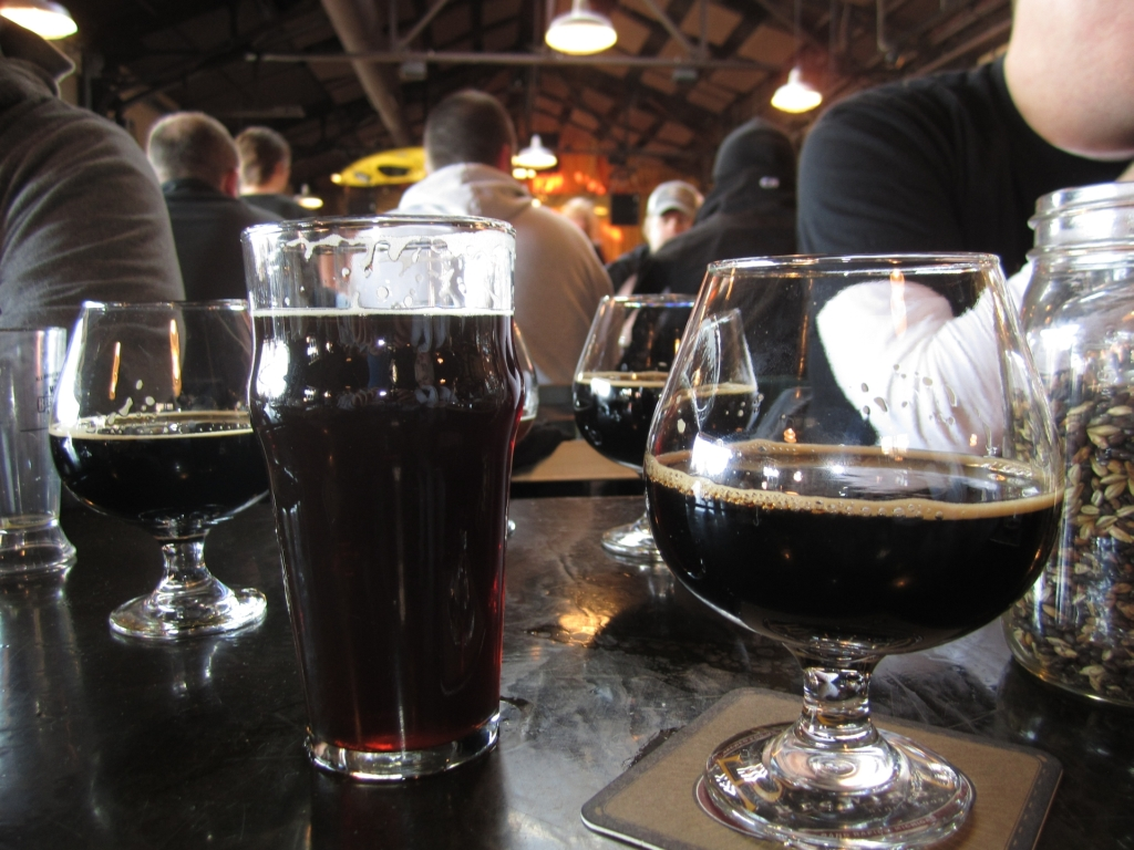 Founders KBS Day 2012 - glass 2