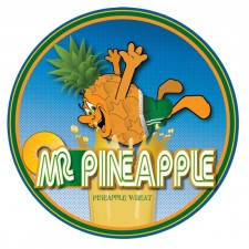 SanTan Brewing - Mr. Pineapple