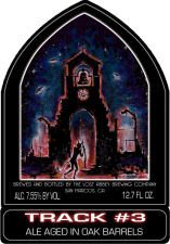 Lost Abbey Track 3 Label