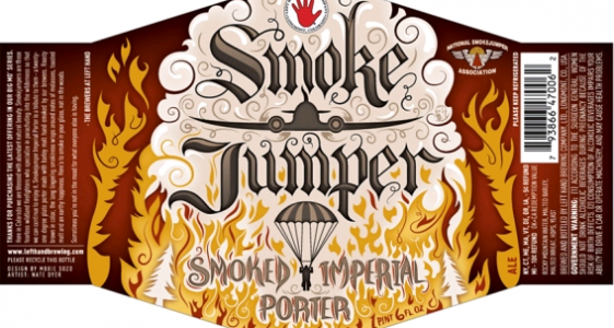 Left Hand Smokejumper