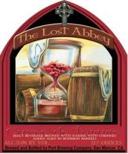Lost Abbey Cuvee de Tomme
