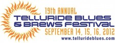 Telluride Blues & Brews Festival 2012