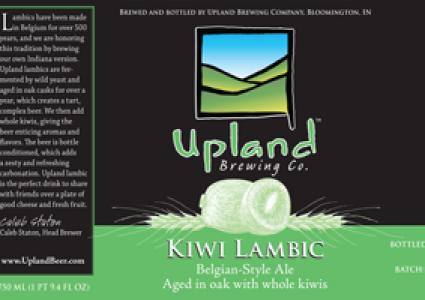 Upland Kiwi Lambic